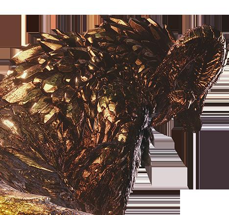 Kulve Taroth | Monster Hunter World | Ardent-Anima FanMade